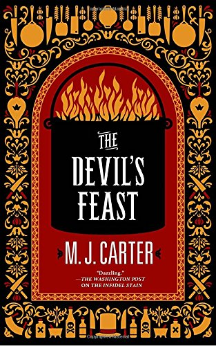 The Devil's Feast (A Blake and Avery Novel) [M.J. Carter] (Tapa Dura)