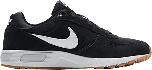 Resentimiento colateral taburete  Nike Nightgazer 644402-006 Men's Running Shoes - Black - 48.5 EU:  Amazon.de: Schuhe & Handtaschen