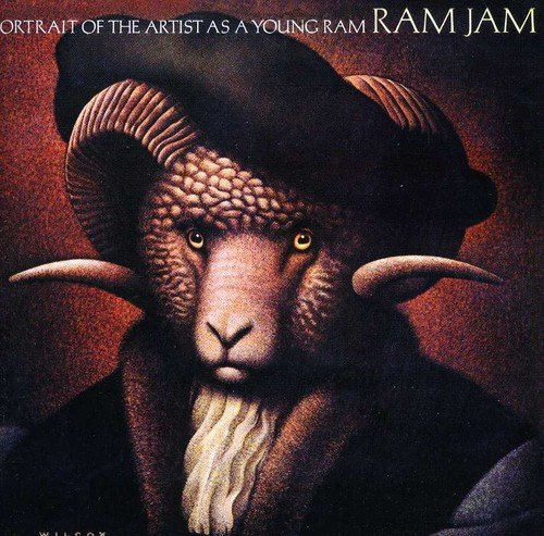 Portrait of the Artist As a Young Ram]()