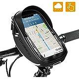 Bike Bicycle Phone Mount Bags - Waterproof...