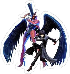 BreathNenStore Joker & Arsene Persona 5 Royal Stickers (3 Pcs/Pack) 8522284907170