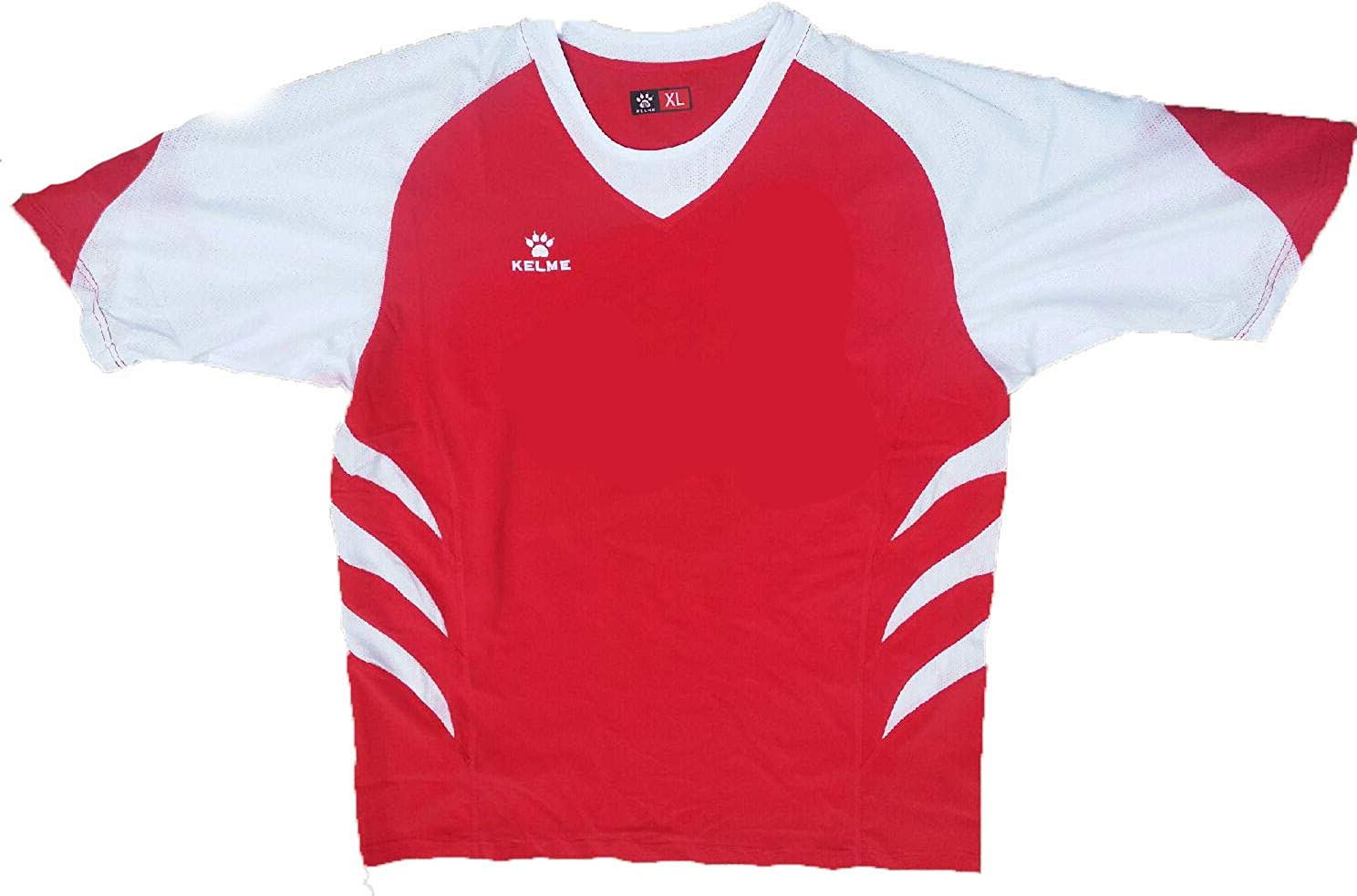 B0867D8FWY Soccer Jersey, Kelme, RED Color, Size Adult X Large 61ggEK25PPL