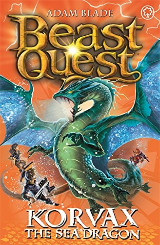 beast quest 100 - 1