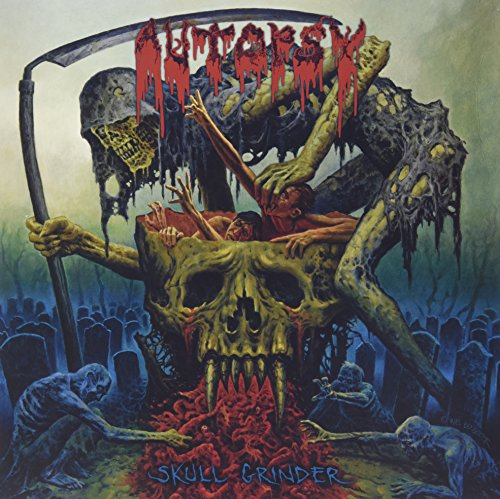 Skull Grinder Limited Vinyl Autopsy