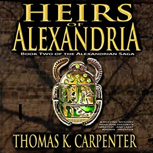 Heirs of Alexandria Audiobook