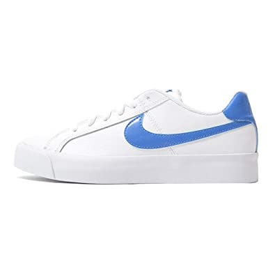 size 40 63f5d 9feef Nike WMNS Court Royale AC, Sneakers Basses Femme, Multicolore  (White Mountain Blue