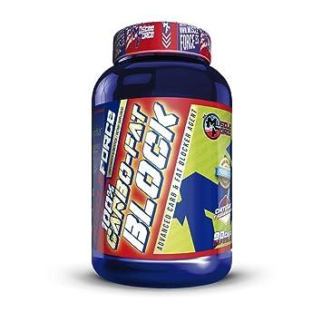 CARBO-FAT BLOCK - Quemagrasas - Bloquea el exceso de ...