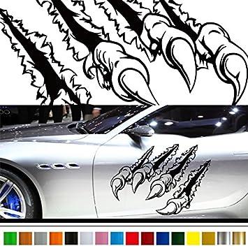 Claw car sticker car vinyl side graphics 199 car vinylgraphic custom stickers decals