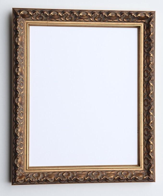 Amazon.de: Tailored Frames VIENNA GOLD, Weinlese-aufwändige Shabby ...