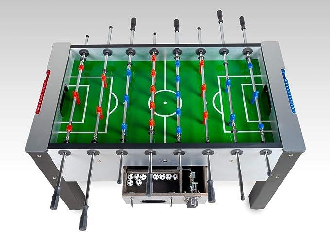 Devessport - Futbolín con Monedero Ideal para Jugar con Amigos ...