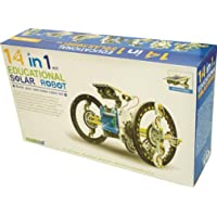 Johnco FS615 14 in 1 Educational Solar Robot