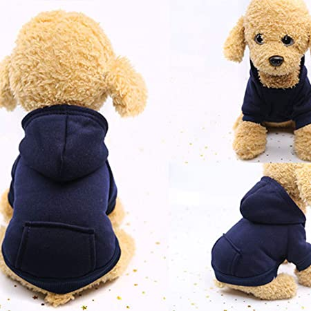 Cappotti per Cani Felpe Sportive per Cani E Cani di Taglia