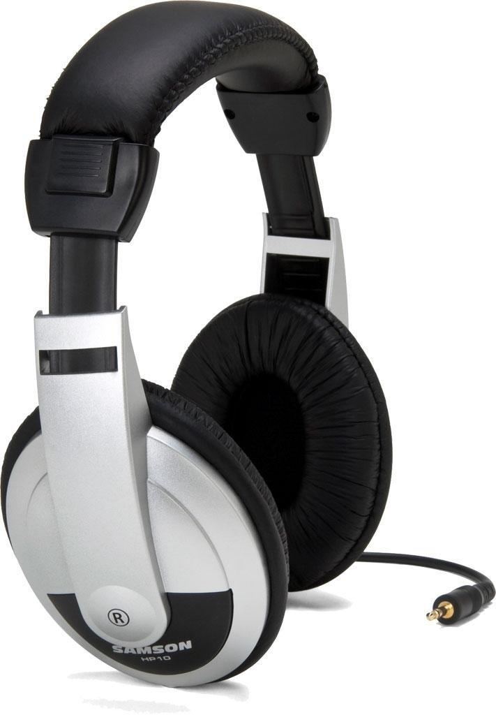 Samson HP10 Stereo Headphones