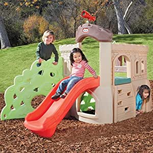 Little tikes rock climber and slide toys games for Little tikes outdoor playset