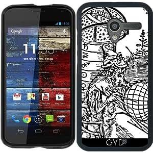 Funda para Motorola Moto X (Generation 1) - Calculador by hera56