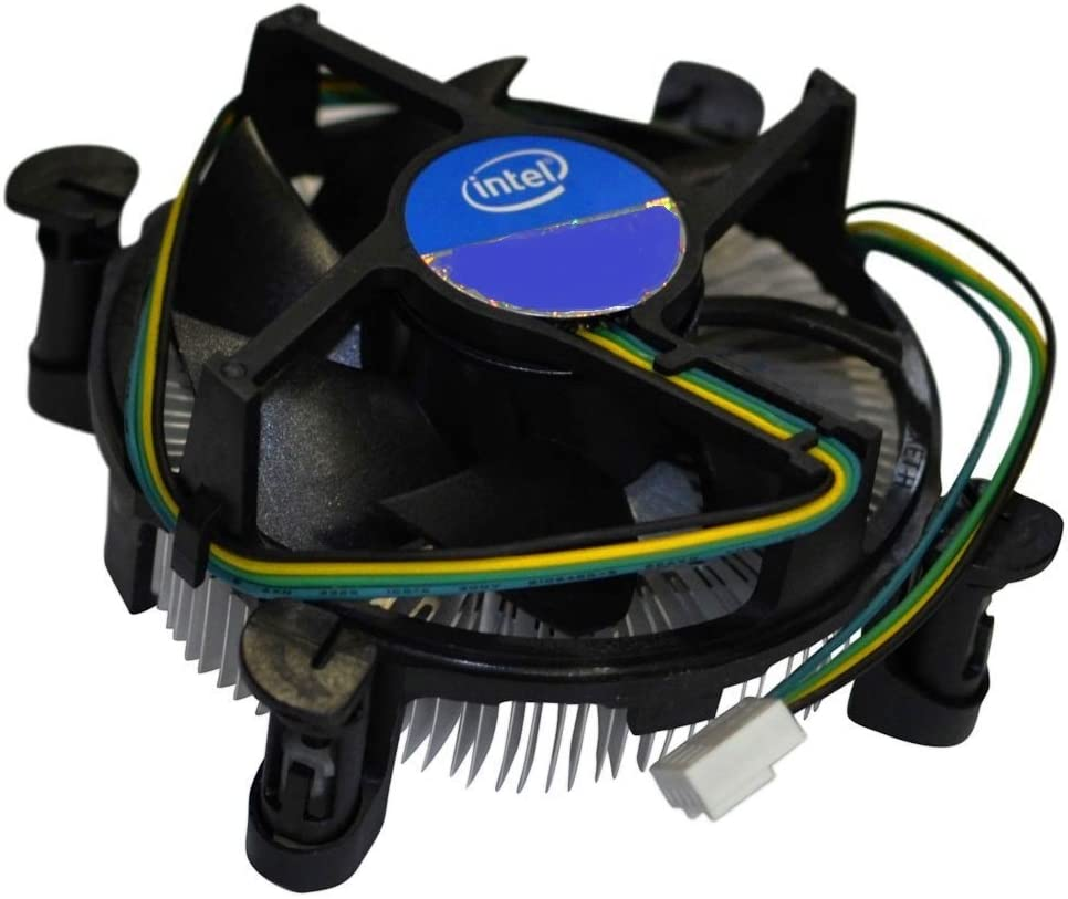 Intel Original E97379–003 LGA1151/1150/1155/1156 Aluminio disipador de CPU, P/N # E97379 – 003 Bulk (Caja)