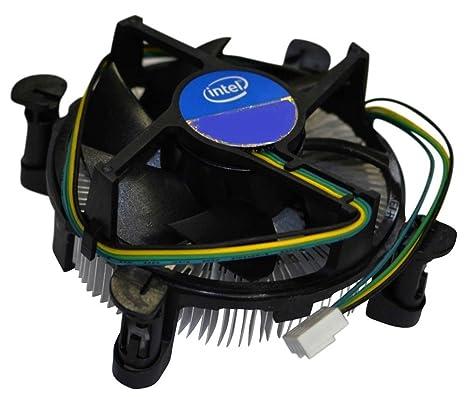 Intel E97379-001 Core i3 i5 i7 Enfriador de CPU con Disipador Calor de Aluminio