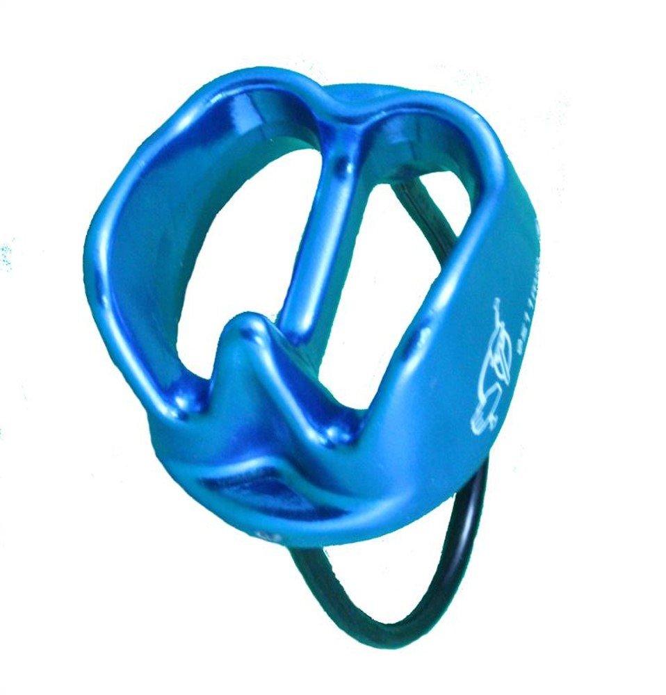Climb X Mako Belay デバイス/ディセンダー  ブルー B0795YVQN5