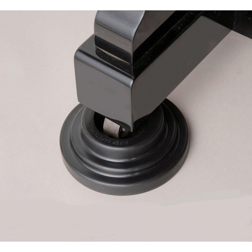 イトマサ スーパーセーフティーインシュ GP 黒 インシュレーター グランドピアノ用 (3個1セット)B07G323DFV