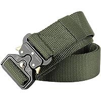 HCFKJ CinturóN De Lona Militar TáCtico CinturóN De