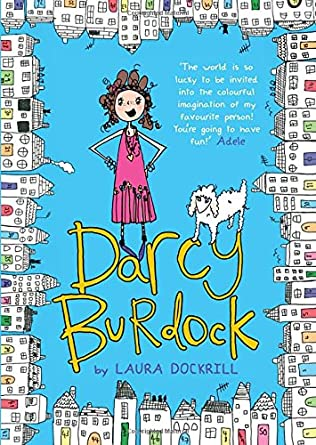 book cover of Darcy Burdock