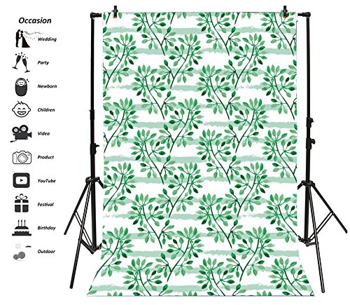 - Leyiyi 3x5ft Photography Background Lemon Tree Leaves Backdrop Lucky Plants Garden Spearmint Summer Holiday Party Happy Birthday Seaside Banquet Baby Shower Photo Portrait Vinyl Studio Video Prop