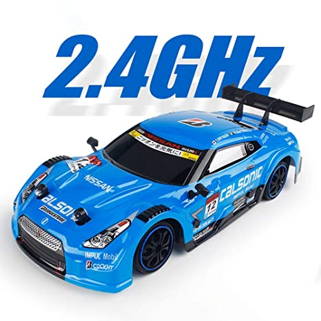 Amazon.com: Tagke - Coche de carreras de alta velocidad con ...