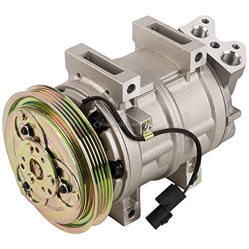 AC Compressor & A/C Clutch For John Deere All Models 1970-2012 - BuyAutoParts 60-03462NA New