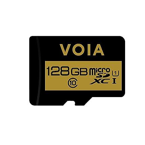Amazon.com: voia 128 GB UHS-I/Class 10 Micro Tarjeta de ...