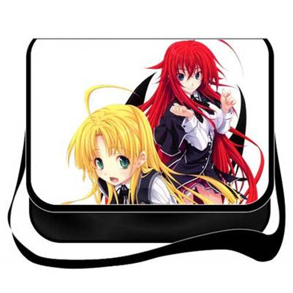 Gumstyle High School DxD Anime Cosplay Handbag Messenger Bag Shoulder School Bags
