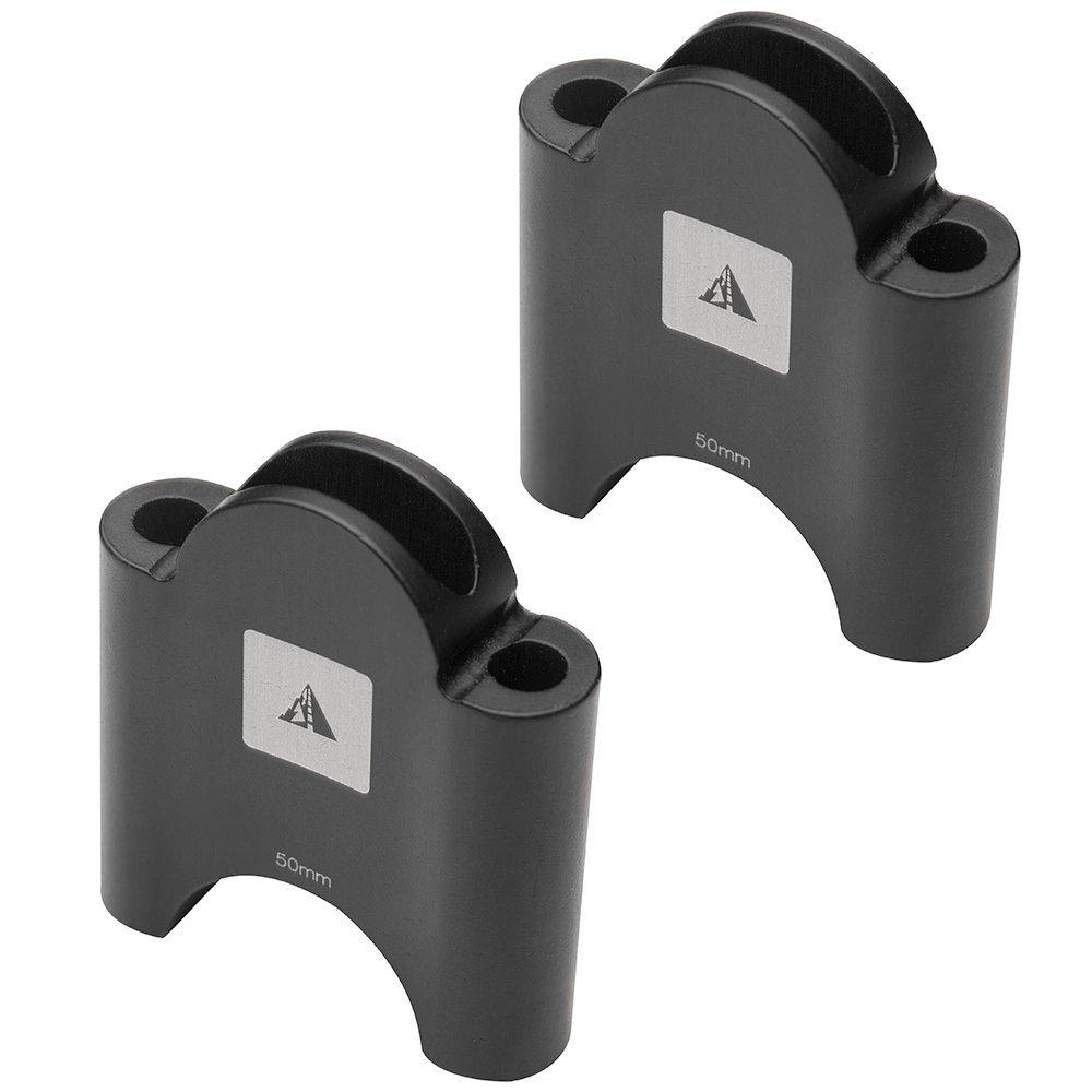 Profile Design Aerobar Bracket Riser Kit - Riser Kit 50mm