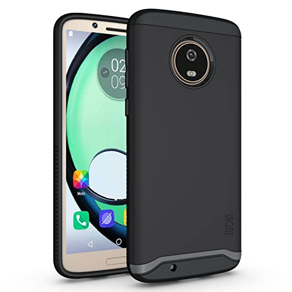 huge selection of 443b1 8f55d Motorola Moto G6 Case, TUDIA Slim-Fit Heavy Duty [Merge] Extreme  Protection/Rugged but Slim Dual Layer Case for Motorola Moto G6 [NOT  Compatible with ...
