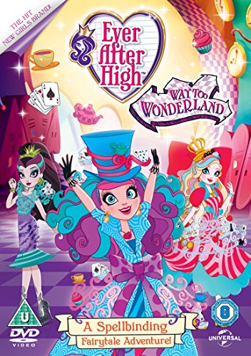 Ever After High: Way Too Wonderland [DVD]