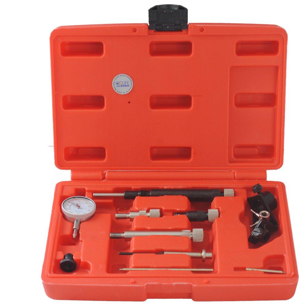 Diesel Pompa Comparatore einspritzpumpen strumento per Bosch Lucas VE/BMW Audi VW FIAT CCLIFE