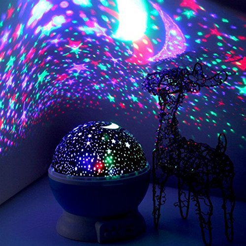 Night Lighting Elecstars Bedroom Romantic product image