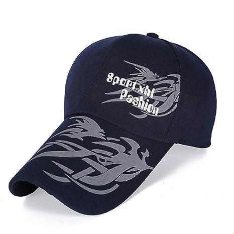 qqyz2323 Sombreros De Golf para Hombres Mujeres Cap Canvas Béisbol ...
