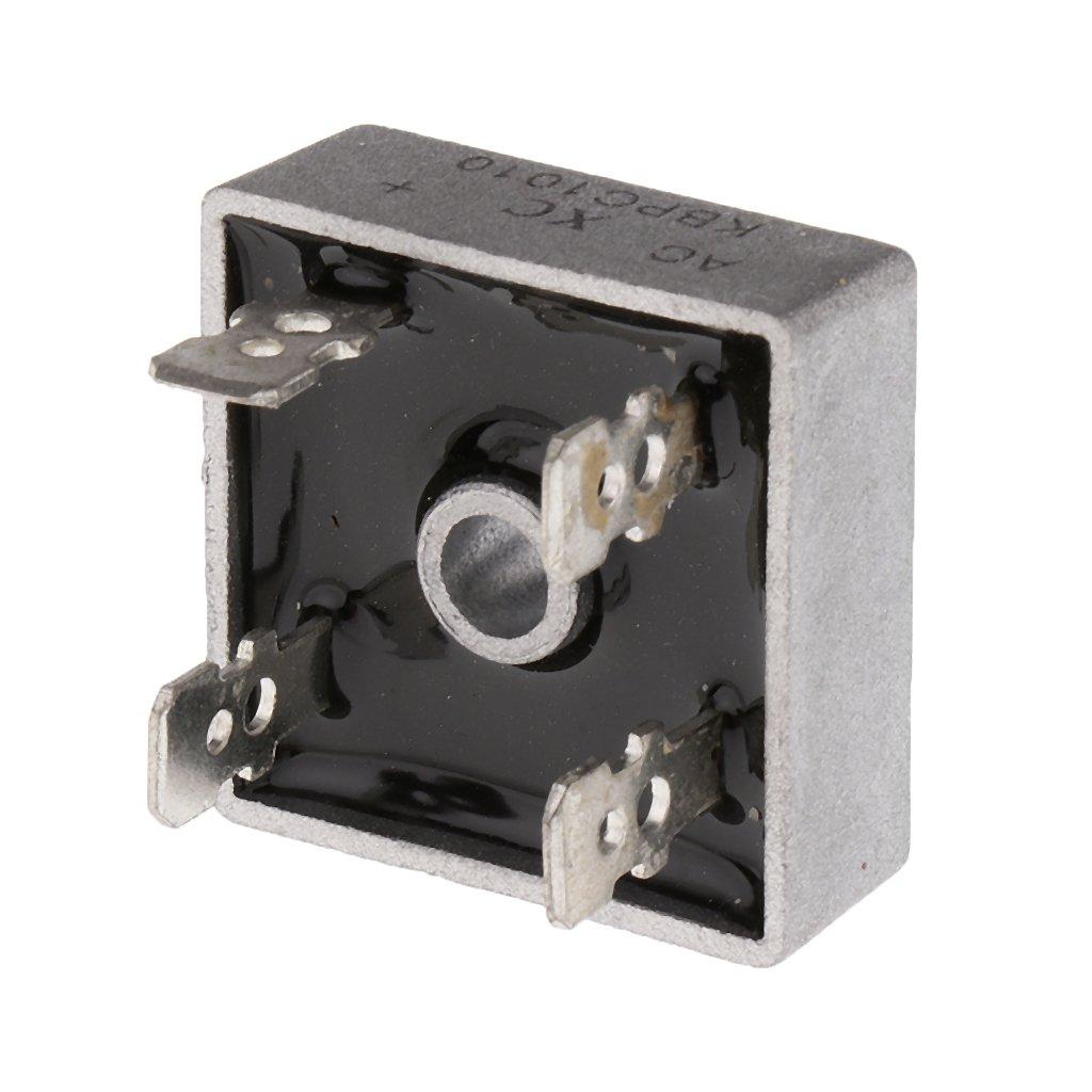 Gleichrichter Diode Bridge Rectifier 1A 1000V Br/ückengleichrichter KBPC-1010