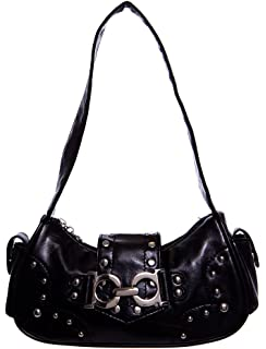 6f3357895a4 Silver Studded Classical Hobo women handbag Shoulder Handbag by Handbags  For All