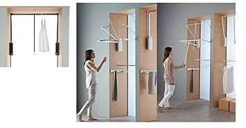 Cabina Armadio Ikea Accessori : Appendiabito saliscendi per armadio servetto originale cm