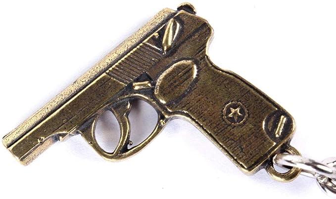 Epic Militaria Llavero Pistola Makarov: Amazon.es: Ropa y ...