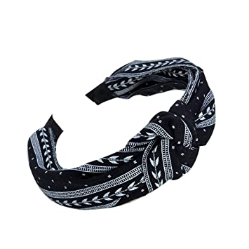 Hairband Headband Navy Blue Home 4cm Casual Girl Cute Solid Hair Accessories
