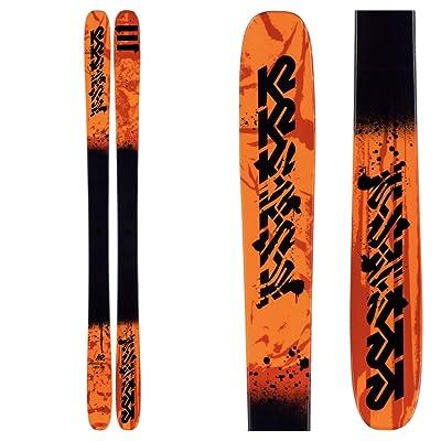 K2 Press Skis