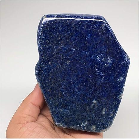 Amazon Com Watangems 5 X3 6 X1 1 574g Natural Polished Lapis Lazuli Freeform From Badakhshan Afghanistan Mineral Pl162 Home Kitchen