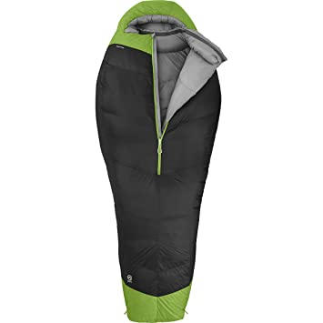 North Face Inferno 0F/-18C - Saco de Dormir, Color Gris/Verde, Long: Amazon.es: Deportes y aire libre