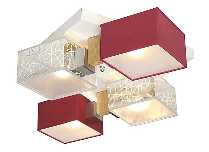 Lampada da soffitto wero design barsa b ombrelli lampada