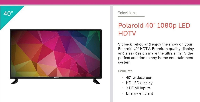 Polaroid LED TV (Enewed): Amazon.es: Electrónica