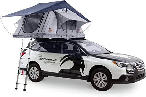 Tepui Baja Series Roof Top Tent | Page