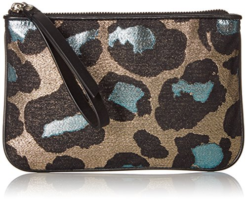Marc by Marc Jacobs The The Roxy 20 Devine Leopard Lurex, Turquoise/Multi