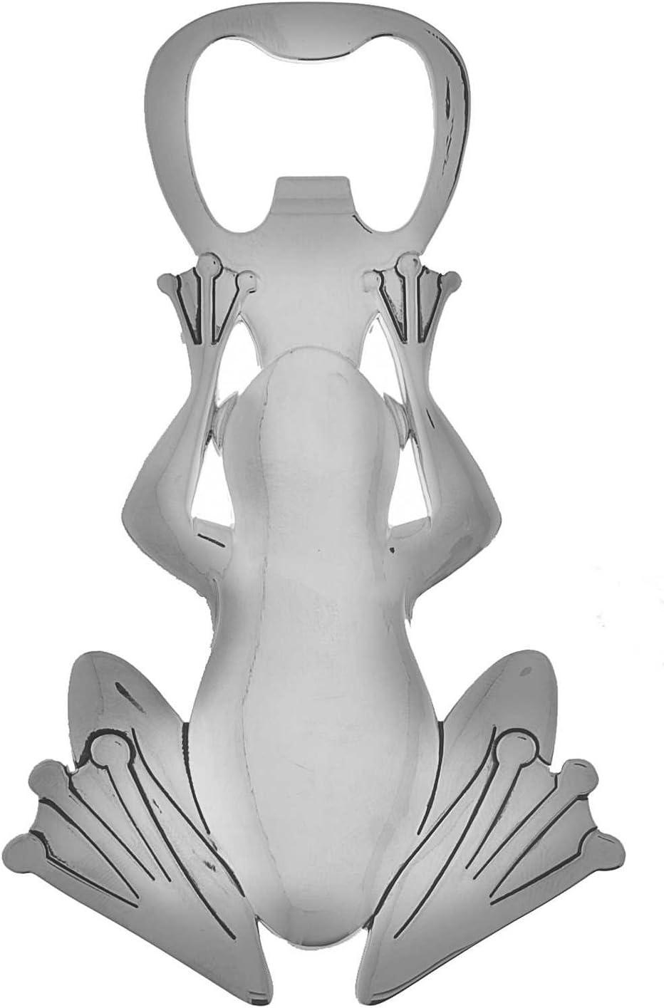 Metal Bottle Opener From Ganz Frog Kitchen Dining