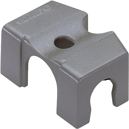 """20x GARDENA Micro Drip System Rohrhalter 13mm 1//2/"""" Verteilerrohr Befestigung"""
